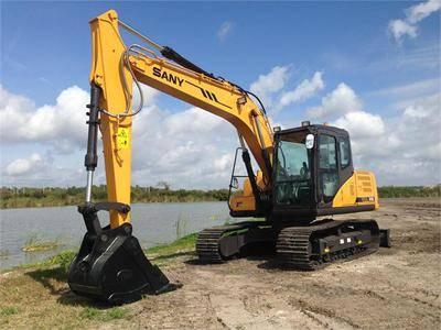 Before you buy a Sany SY215C Excavators in Uganda