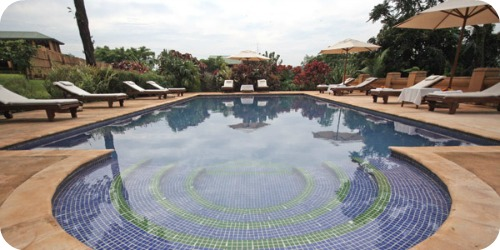 Emin Pasha Hotel Swimming Pool