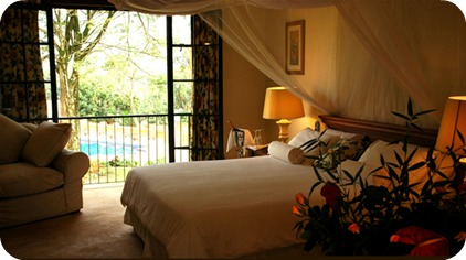 Emin Pasha Hotel Room