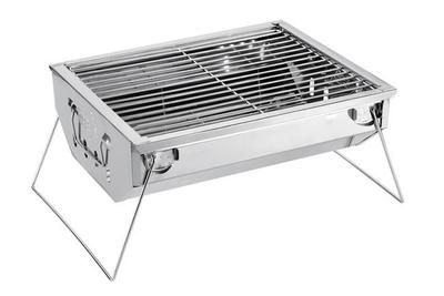 Barbecue stove with oven