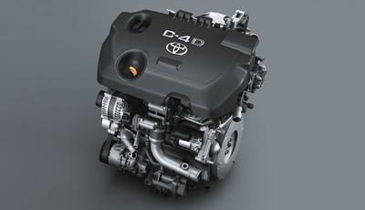 D-4D Car Engine