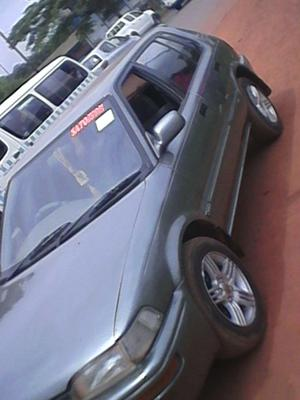 Toyota Fx in Uganda , Africa, Side View