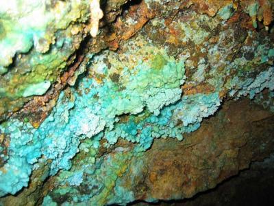 Uganda Copper Ore