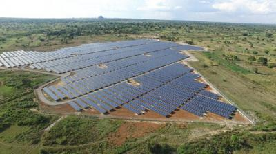 33 acre 10MW Solar Plant, Uganda Africa